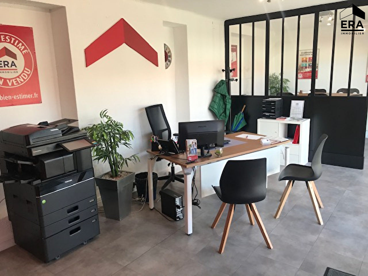 Appartement de type P4 de 100 m² avec son jardin privatif de 190 m² plus garage à Nîmes